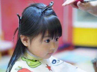 小さい子供が髪を静かに切らせてくれる方法 家でも美容室でも