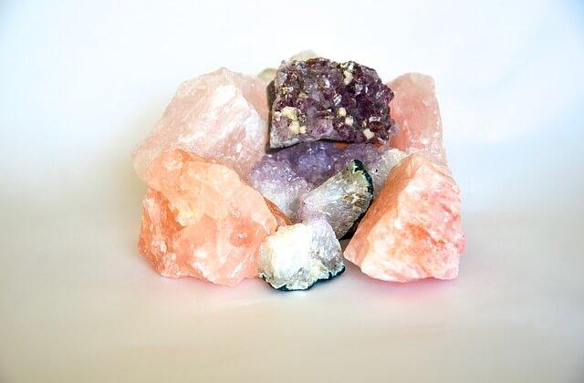 キレイな天然石