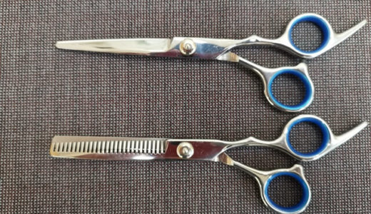 散髪用ハサミのおススメは?種類ごとに使い方をプロが紹介