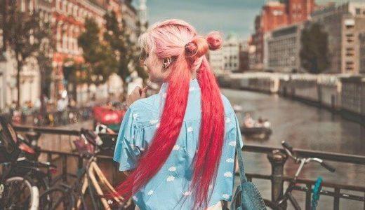 髪を赤くする方法 ブリーチありとなしで比較 マニパニやカラーバターでも染まる?